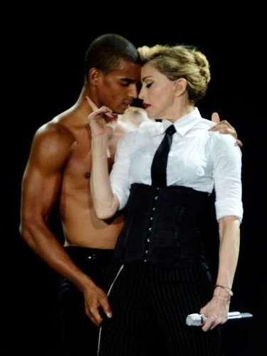 Madonna repite \