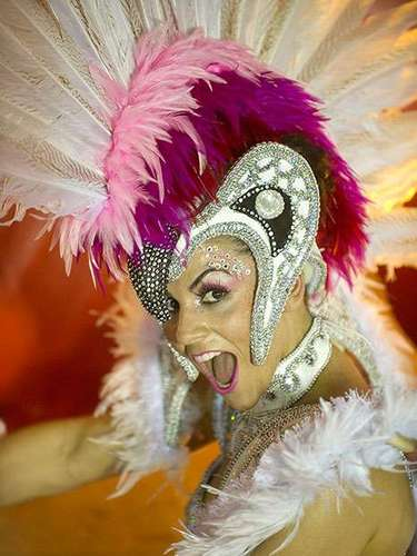 Also in Sao Paulo, financial capital of the country, the carnaval paralyzes activities and eyes turn to the sambodrome of Anhembi, where Sunday night the parades of samba schools of the city began.