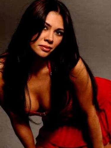 Martha Isabel Bolaños, actriz reconocida por su papel de La pupuchurra en Yo soy Betty, la fea, se desnudó en 2005 para El pasado no perdona.