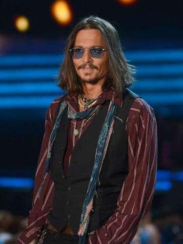 Cuando Johnny Depp tenía siete años, su familia ya se había mudado en 20 ocasiones y el único hogar que conocía eran las habitaciones de los hoteles de ruta.
