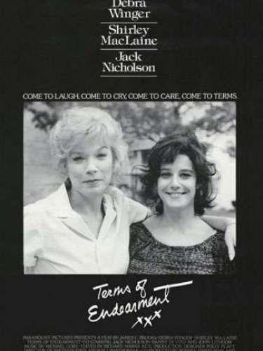 En1983 el dramaTerms of endearment del directorJames L. Brooks fue el ganador del premio a Mejor Película de ese año.