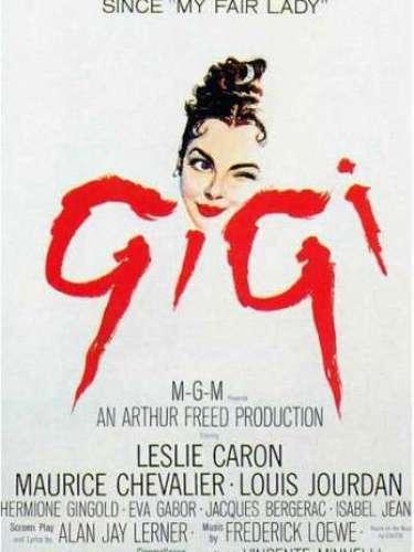 En 1960 el musical Gigi del directorVincente Minnelli fue galardonado con este premio.