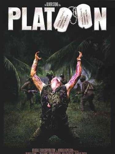 En 1986drama bélico Platoon, del director Oliver Stone, se alzó con el premio de ese año.