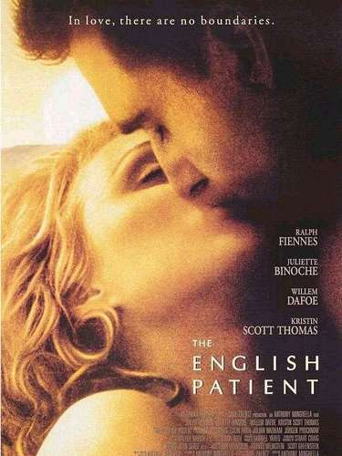 En 1996 la película de drama y romanceThe English Patient, dirigida por Anthony Minghella obtuvo el premio de Mejor Película de ese año.