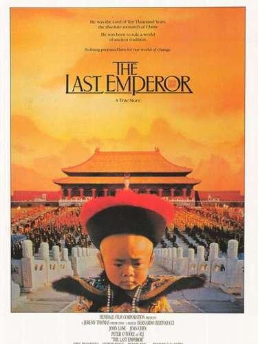 En 1987 el film histórico deThe Last Emperor, dirigida porBernardo Bertolucci, fue condecorada con estapreciada distinción.