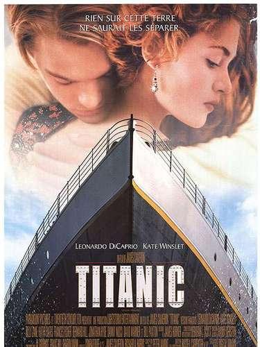 En 1997la película que combina el drama y el romance, Titanic, del director James Cameron fue distinguida con este premio.
