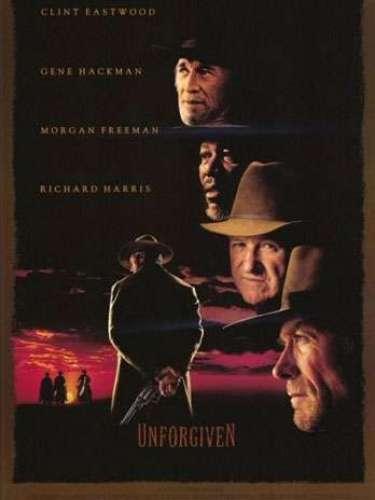 En 1992 el WesternUnforgiven, dirigida por el también actor Clint Eastwood obtuvo el premio a Mejor Película.