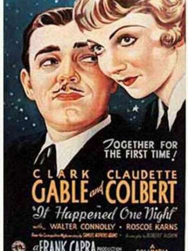 En 1934 la comedia It Happened One Night del director Frank Capra se ve recompensada con el premio.