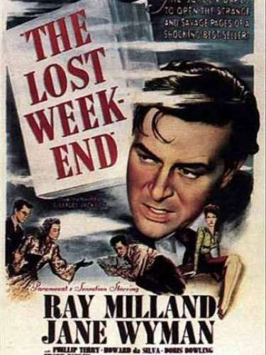 En 1945 el drama The Lost Weekend, del director Billy Wilder, fue galardonado con este reconcimiento.