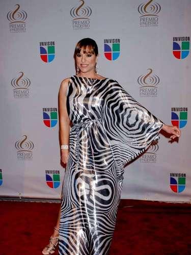 Rosana Franco, del show \