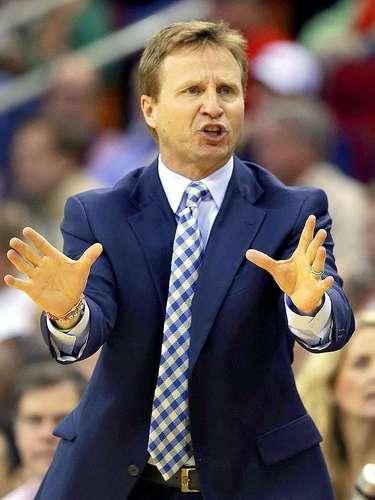 Thunder vs. Rockets: Elhead coach Scott Brooks reclama una marcación arbitral que perjudica a su equipo Oklahoma City.