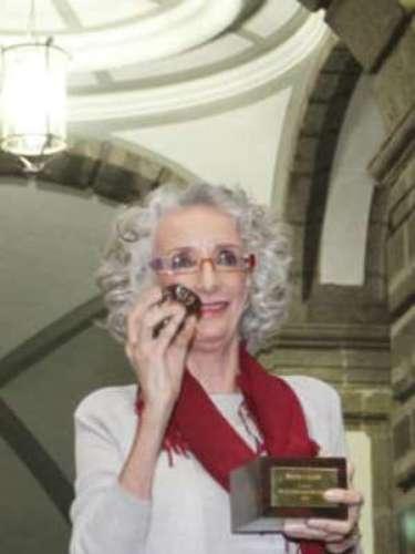 En 2011 Consejo Nacional para Prevenir la Discriminación le otorgó el Premio Nacional por la Igualdad y la No Discriminación.