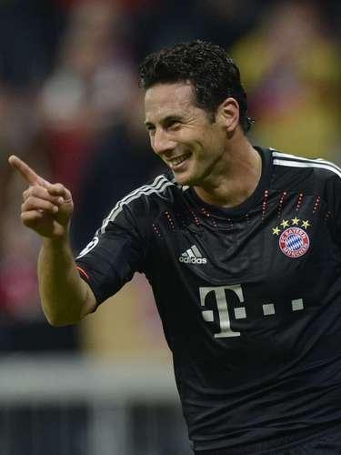 Perú tiene a un excelente representante que juega en la Bundesliga: se trata del delantero del Bayern Múnich Claudio Pizarro.