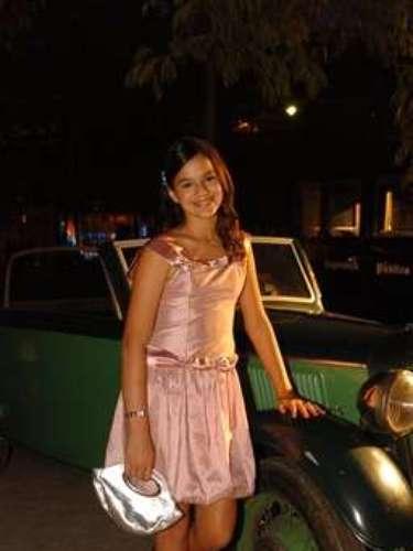 Todavía en 2007, Marquezine hizo parte del elenco de la novela 'Desejo Proibido', deGlobo.