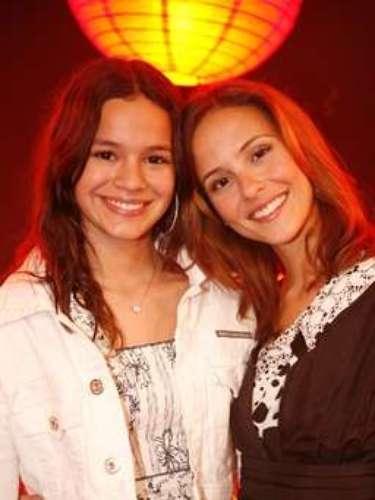Bruna Marquezine y Fernanda de Freitas.
