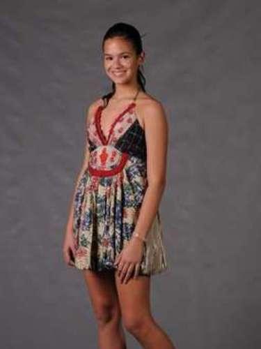 En 2008, la actriz estuvo en el concierto de Roberto Carlos para el especial de fin de año de Globo.
