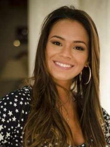 La actriz tuvo éxito en la piel de Lurdinha, una piriguete que vive en Complexo do Alemão, una favela en Río.