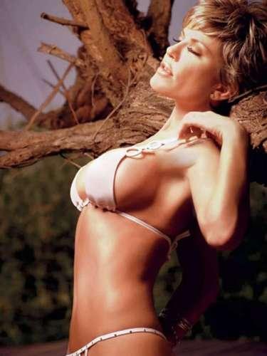 Silvia Irabién, mejor conocida como 'La Chiva', eligió las aguas color turquesa de Cancún para desnudarse en el número de mayo de 2010. La ganadora de 'Big Brother' posó sin ninguna prenda a bordo de un yate.