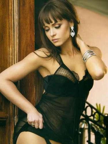 Otra grata sorpresa que brindó H Extremo a sus lectores fue la aparición de Gaby Spanic. La actriz venezolana impactó con sus curvas al desnudo y dejó sin frenos a sus admiradores.