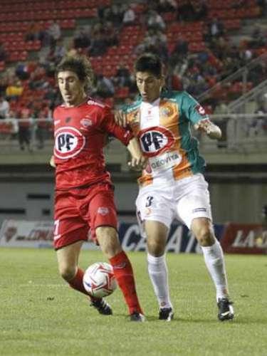 El equipo chillanejo derrotó al elenco de El Salvador por 2-1, gracias a dos anotaciones del argentino Javier Grbec. Marcó la apertura de la cuenta para la visita, Hans Salinas.