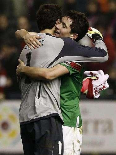 Athletic de Bilbao hilvanó su segunda victoria consecutiva, despachando 1-0al Valencia, en San Mamés.