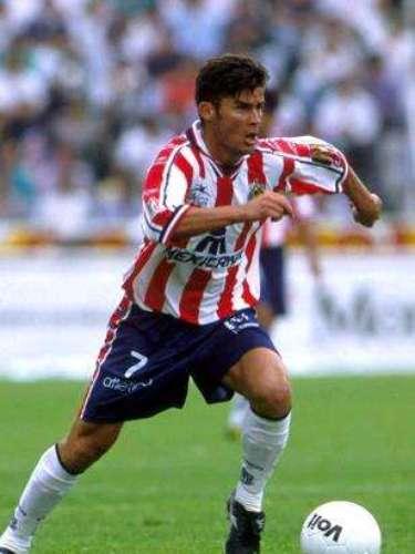 1998 - Gremio2-0 Chivas - Fase de Grupos
