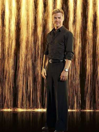 Bailarín Profesional: Derek Hough
