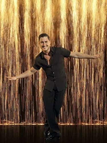 Bailarín profesional: Val Chmerkovskiy
