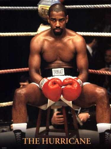 The Hurricane (1999): Denzel Washington recibió el Globo de Oro como mejor actor, además de haber sido nominado en los premios Óscar en la misma categoría. El filme recibió otras dos candidaturas para los Globos de Oro: mejor drama y mejor director para Norman Jewison.