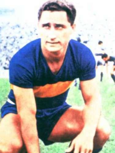 José San Fillipo: Estuvo convocado durante seis años a la selección argentina y totalizó 21 goles en 29 partidos.