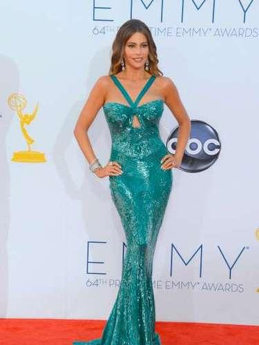 Según la clasificación anual de la revista Forbes, en 2012 Sofía Vergara fue la profesional de la televisión que más dinero ganó, 19 millones de dólares, por delante de Kim Kardashian y Eva Longoria.