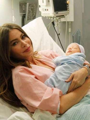 Así que a preparar el baby shower de la despampanante latina, a quién al parecer esta escena en la seria de 'Modern Family' le quedó sonando en la cabeza.
