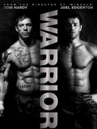 Warrior (2011): Aunque no es una película propiamente de boxeo, refleja muy bien la relación entre este deporte y las artes marciales mixtas. Narra la historia de dos hermanos distanciados que entran a un torneo de artes marciales mixtas, mostrando la relación que existe entre ellos y con su padre. Está protagonizada por Tom Hardy, Joel Edgerton, y Nick Nolte.