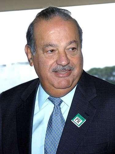 Carlos Slim nace el 28 de Enero de 1940 en Ciudad de Méjico. Ingeniero d eprofesión funda una compañía de inversión bursátil que es la base de los futuros negocios. y cuyo hito más importante es la compra de Telmex de telecomunicaciones y telefonía que se convierte en el principal activo de su negocio hasta la fecha. Su fortuna está estimada en 73.000 millones de dólares