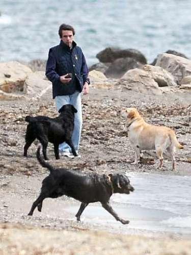 Saltarse la ordenanza que prohíbe la estancia de animales en la playa es sancinoada en Marbella con multas que van de los 75 a los 500 euros.