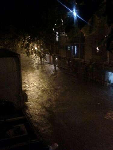 Inundación en Buenos Aires: las fotos en Twitter e Instagram