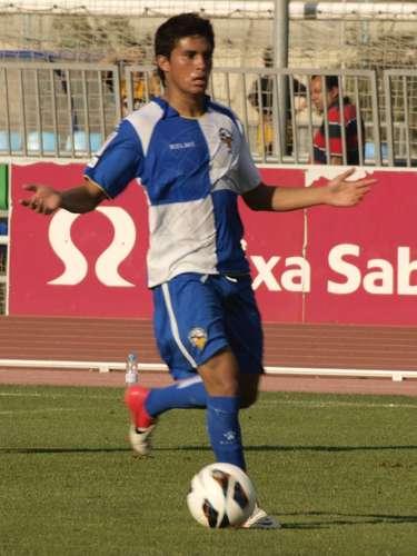 Ulises Dávila jugó cinco minutos.