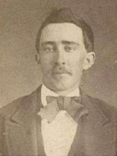 Esta imagen data de 1860. Un hombre muy parecido a Nicolas Cage o bueno, viceversa, pudo haber sido ancestro del ganador del Oscar.