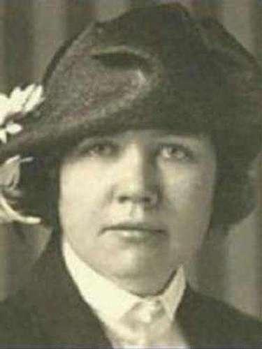 Rose Wilder Lane fue periodista y escritora estadounidense que a lo mejor podría haber revivido en Maggie.