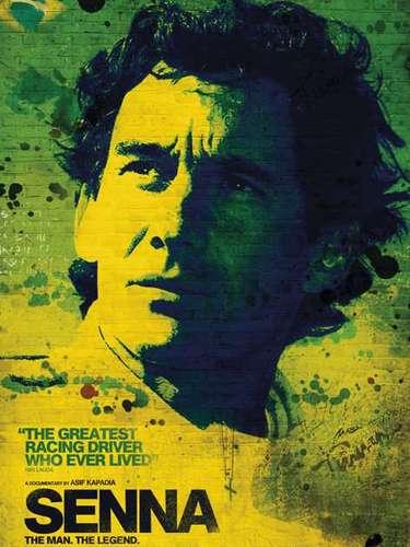 Senna es un documental inglés lanzado en 2010, que aborda la vida íntima y profesional del célebre piloto brasileño de Fórmula 1, Ayrton Senna.