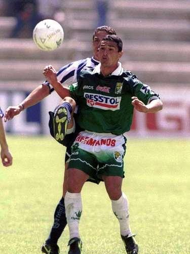 Luis Efrén Hernández fue el último cambio de León a los 74 minutos