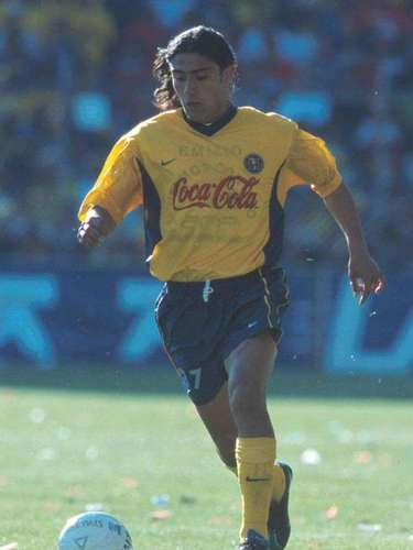 Jesús Mendoza fue el primer cambio del partido y salió al medio tiempo