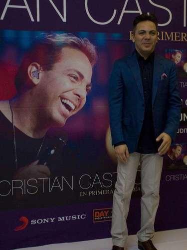 Además, el cantante confezó que le gustan los géneros movidos y por ello realizó un dueto con Rayito Colombiano.