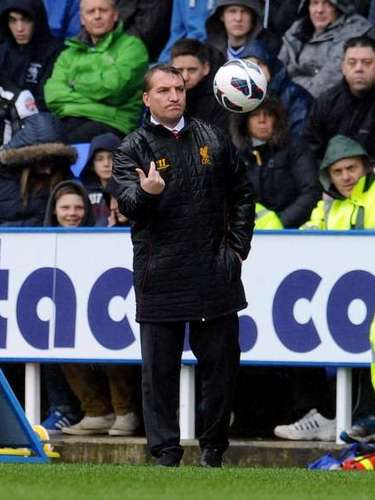 Brendan Rodgers sigue sin poder levantar a los Reds, que se quedarán sin competencias europeas la próxima temporada.