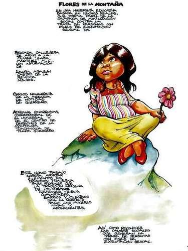 La Brigada Callejera inició su trabajo en 1995 en el barrio de La Merced, en el centro de Ciudad de México, uno de los principales sitios de esclavitud sexual del país. Desde entonces ha creado una red contra el delito que ya se extiende a varias ciudades del país. (Fuente: BBCMundo.com).