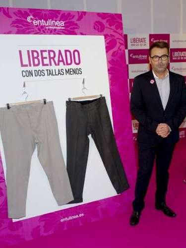 Jorge Javier ha conseguido bajar dos tallas y es que además de la dieta el presentador recibe semanalmente el apoyo de una monitora, quien lo guía en el proceso de adelgazamiento.