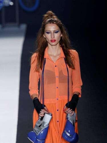 Desfile de Bianca Marques en Fashion Rio