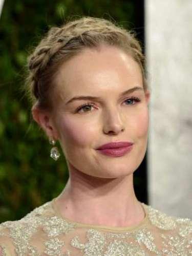Kate Bosworth sufre heterocromía iridium, lo que significa tener un ojo de cada color. Una mirada con la que ha cautivado numerosos corazones dentro y fuera de la gran pantalla.