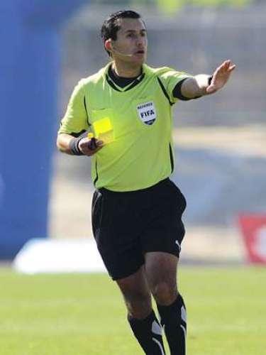 El árbitro del encuentro será el \