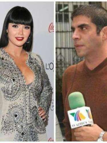 Jorge Kawaghi y Marlene Favela: En julio de 2007 la protagonista de 'Gata Salvaje' confirmó a la prensa mexicana que estaba viviendo un romance con el político, boxeador y empresario mexicano Jorge Kawaghi.